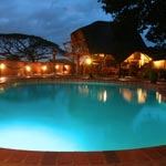 Anchors Guest Lodge Pool  & Lapa