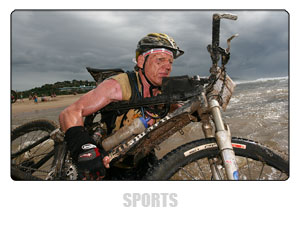 Sport: Cycling, Athletics, Surfing, Multisport, Watersports